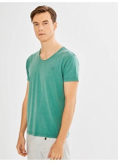 Xint Tişört Yeşil